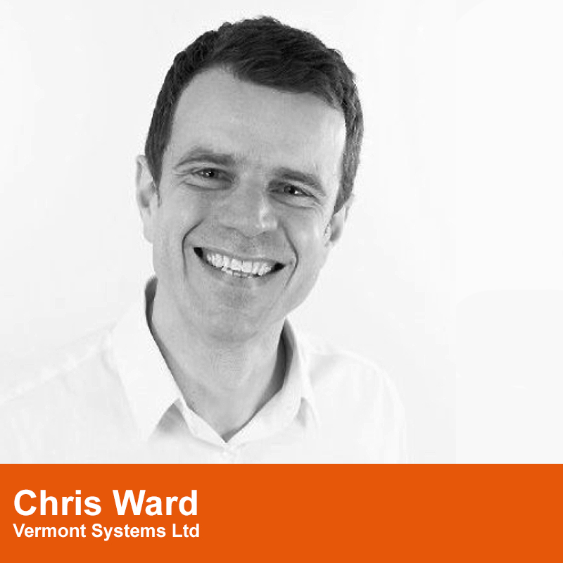 Chris Ward - webinar